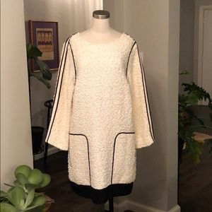 NWT J. Crew collection tweed shift dress